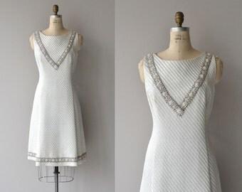 Valhalla dress | vintage 1960s dress | 60s cocktail dress