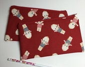 Pencil Case Zip Pouch - Kewpie Dolls