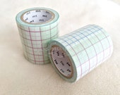 mt CASA Store Limited Edition Washi Masking Tape - Grid - Shinjuku Antenna Box by Tokyu Hands