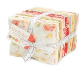 ON SALE Strawberry Fields Revisited Fabric -  Moda - Fig Tree & Co - Fat Quarter Bundle