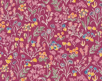 Liberty Tana Lawn fabric  Tess and Rosa C Half Yard