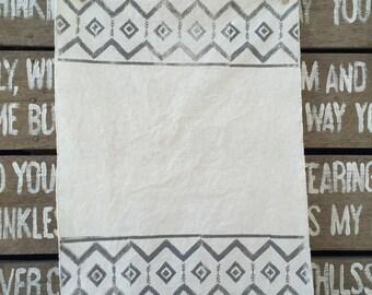 Navajo - Organic Tea Towel