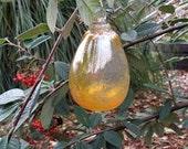 Golden Pear, Blown Glass ...