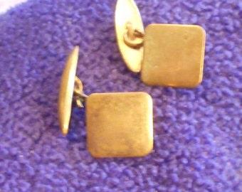 SALE Antique Cufflinks Cuff Links