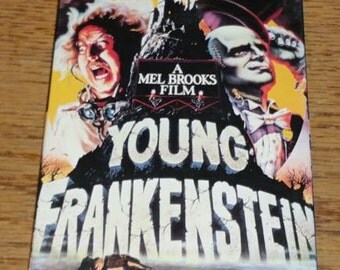 Young Frankenstein VHS Cassette