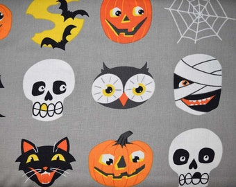 1/2 Yard of Ghouls Gallery from Alexander Henry Fabrics