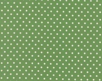 American Jane Fabric -Bread N Butter for Moda -  Green Dots - 21697 19