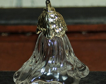 vintage perfume bottle, from an estate sale, home decor, coolvintage, looks great, unique,  2018