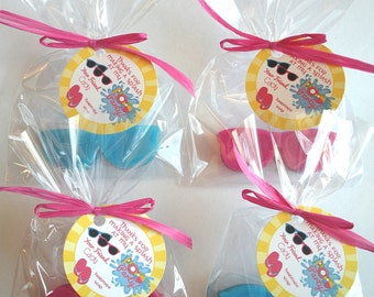 20 Sunglasses Pool Party Beach Bash 80s Party Favors Handmade Soap