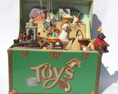 Reserved for Alice Vintage Music Box Toy Box by Enesco Toy Symphony 1986