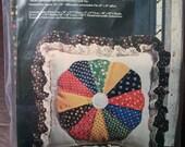 1975 Unopened Dresden Plate Pillow Kit