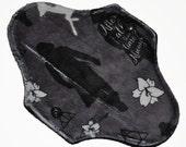 Light Core- Snape Minky Reusable Cloth Mini Pad- WindPro 7.5 Inches (19 cm)