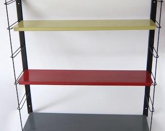 Tomado style shelf system