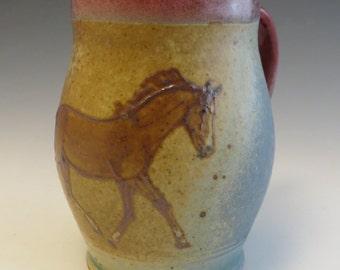 Chestnut Thoroughbred Warmblood Sport Horse Mug