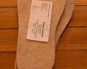 Felted Alpaca & Wool Insoles