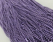 24 inch light purple ball chain  - Destash New - MSRP 2 dollars Sale 30 cents each chain