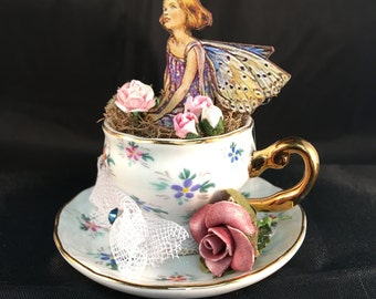 Faerie in a Tiny Teacup!