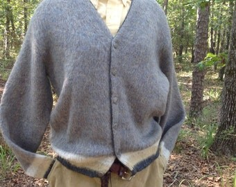 Vintage Jantzen Wool and Mohair Sweater