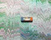 carta marmorizzata , hand marbled paper,-  cm 50 X 70  - 883