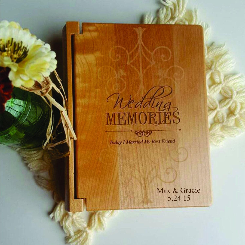 Personalised Wedding Photo Albums: Personalized Wedding Photo Album Wedding Photo Album Couples
