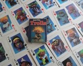 1990s Vintage Troll Playing Cards Complete