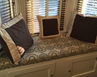 The Hearth and Home Store Custom Cushions by HearthandHomeStore