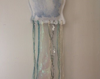 Sweet Jellyfish wall decor