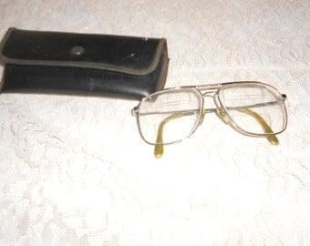 Wire Rim Eyeglasses Eye wear Tear Drop