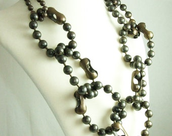 Slither Coils Necklace