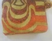 African Pouch, Coin Purse in Halieth