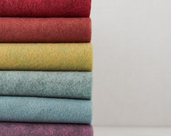 Sweater Weather - Wool Blend Felt Sheets - 6 sheets