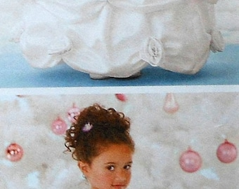 Girls Princess Gown Sewing Pattern UNCUT Simplicity 3943 Sizes 5-8  dress