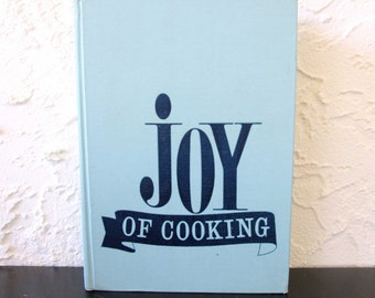 Joy of Cooking Cook Book 1967 McClelland and Stewart Limited Edition Toronto Vintage Cookbook
