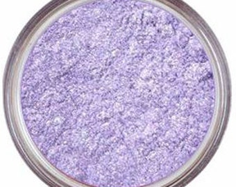 "Long Lasting Eye Makeup by Mattify Cosmetics Pastel Lavender Purple Eye Shadow for Summer / Spring ""Amethyst Moon"" Eye Liner"