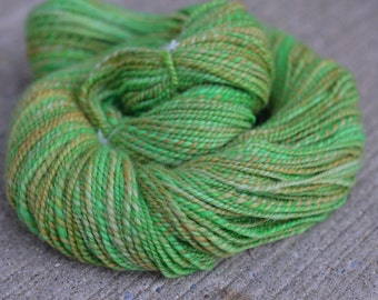 Reason - Bluefaced Leicester (BFL) 2-ply handspun yarn - worsted weight, 191 yards
