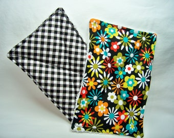 Nodda Sponge in Flowers A Plenty in Coin - Sponge - Dish Cloth - Cleaning Cloth - Eco Friendly - Ready To Ship