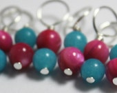 Cotton Candy Stitch Markers