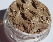 Brown|Gold Shimmer Vegan Cruelty-Free Mineral EyeShadow- Bottoms Up!