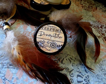 Dreamcatcher (solid perfume--caramel, clove, nutmeg, chipotle, curry)