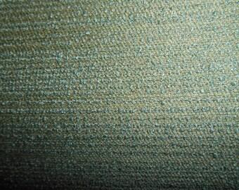 Solid Green  TEXTURE SEAFOAM AQUA Upholstery Fabric, 25-60-09-0515