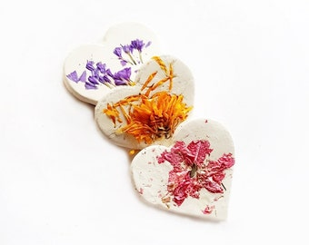 Seed Bomb with Personalized Cards DIY Wedding favors 100 Plantable Seed Hearts or Flower Shapes, Gardening