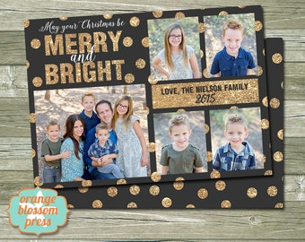 costco cards etsy - Costco Christmas Photo Cards