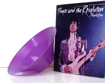 The Prince Purple Rain Very Purple GrooveBowl