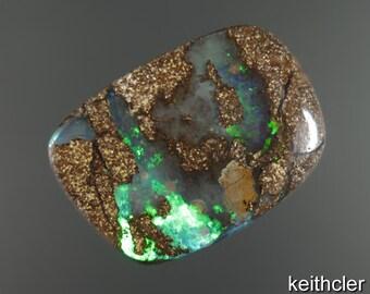 Boulder Opal - 15mm x 20mm