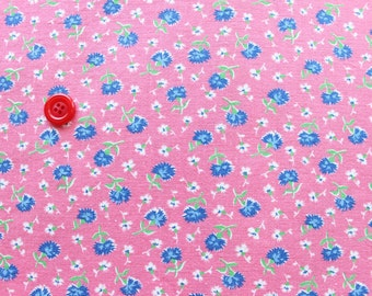Fat Quarter size Vintage Feedsack -261