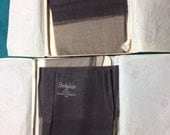 Vintage Fully Fashioned Berkshire Stockings - 2 Pair Deadstock Size 9 1/2