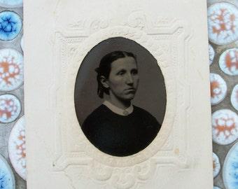 Tintype - Meet Harriet Curtis