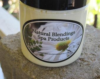 HONEYSUCKLE  Whipped Body Parfait Natural Blendings Most Popular Product Made to Order Custom Fragrancer 8 oz jar