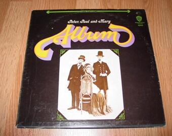 Vinyl LP Record Album 1970s Peter Paul Mary Album