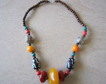 Handmade Ethnic Necklace